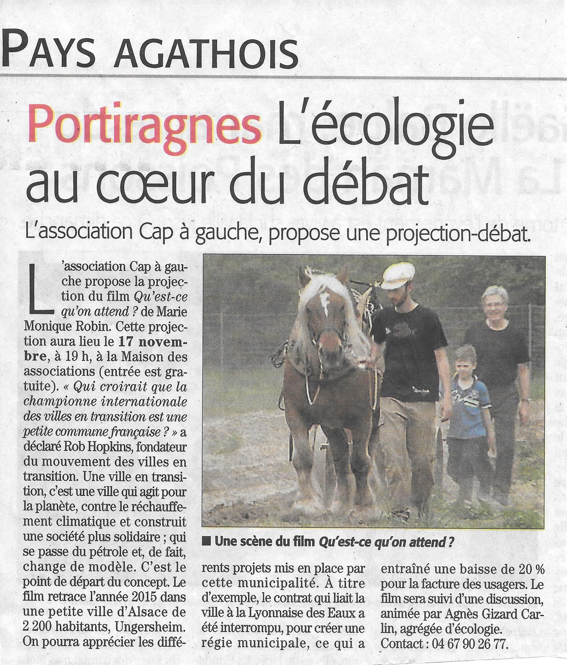 Midi Libre Quest ce quon attend