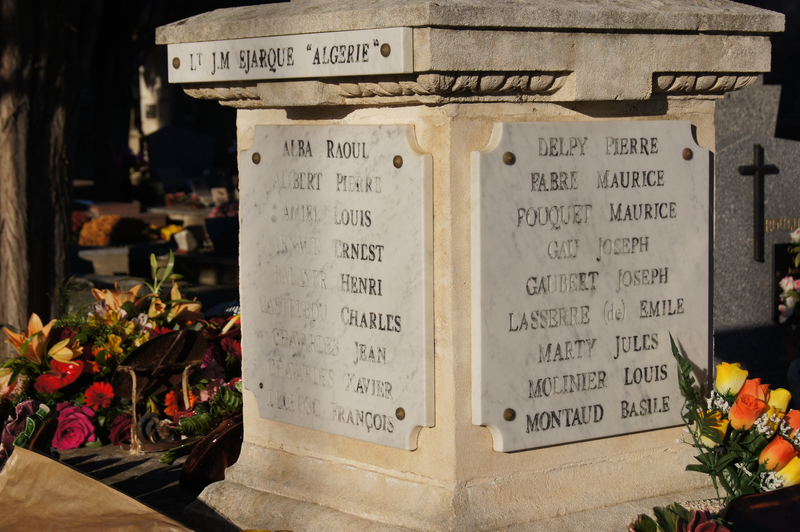 Monument Morts 2